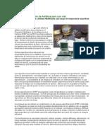 Sistema de Selección de Asfaltos Para Uso Vial-superpave