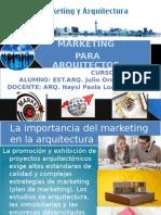 Expo_marketing Para Arquitectos