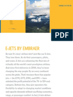 E-jets by Embraer