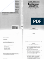 Lidia Fernandez - Instituciones Educativas - Cap 1 y 2.PDF