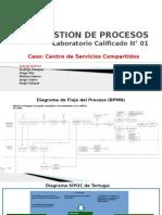 Gestion de Procesos - Lab. 1