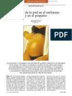 Cuidados de La Piel en El Embarazo y en El Posparto