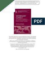 Vet Clinics Paper