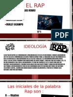 El rap  Exposicion