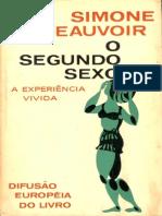 O segundo sexo - Simone de Beavoir