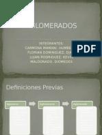 AGLOMERADOS