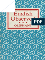 Oliphant 1955 English Observed. Common Errors in Written English