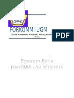 Revisi Edit Program Kerja FORKOMMI 2015-2016