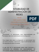 Contabilidad de Administracion de Redes