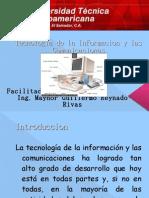 Tecnologia de La ion y Las Comunicaciones
