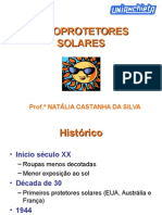 AULA 5 - FOTOPROTETORES.ppt