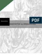 Manifiestos de Vanguardia