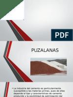PUZOLANAS