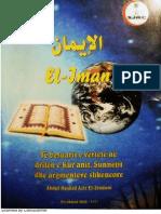 Abdul Mexhid Ez-Zindani - El Iman (Të besuarit e vërtetë në dritën e Kur'anit, Sunnetit dhe argumenteve shkencore)