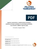 9 Technical Paper - Muro Anclado Cipreses-libre