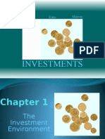 Investment - ch 01+02