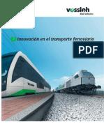 inovacion del transporte ferroviario