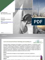 Presentacion Programa Midas-Gen