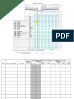 annual log of professional development 2014-15