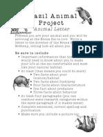 brazil animal project