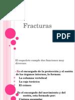 Fracturas Esguinces y Luxaciones