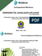 Seminário de Legislação Aplicada (1)