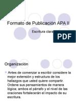 Formato de Publicacion APA II.ppt