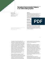 Fiore Chi2006 WorkshopRevealing Communication Patterns