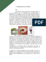 Elaboracion Del Yogurt Xvrr