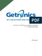 Getronics - Riesgo de Crédito