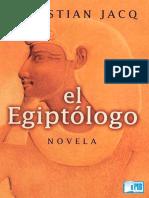 Christian Jacq - El Egiptologo