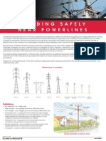 Powerline Safety Clearance SA