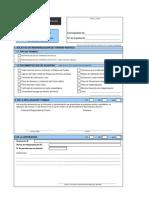 11.-FUHU - Anexo E - Ley Nº 29090 Solicitud de Independización de Terreno Rústico