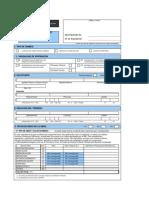 10.-Formulario Único - Anexo D - Ley Nº 29090 Autoliquidación