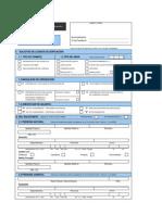 4.-Formulario Unico de Edificacion-FUE Licencia