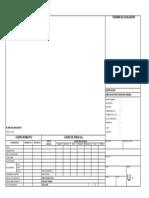 16.-Formato Plano de Ubicación - Esquema de Localización