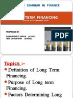 Long Term Financing1 - Main.pptx