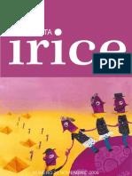 Revista Irice Nº 20 - Nueva Epoca