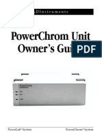 PowerChrom Unit OG