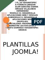 PLANTILLAS JOOMLA!
