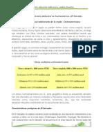 Historia Del Deterioro Ambiental en Centroamérica y El Salvador