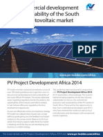 Pv Africa 2014 Guide