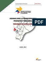 Agenda Territorial Santa Elena