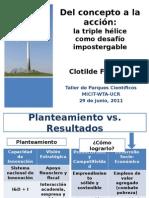 Presentaci¢n Clotilde Fonseca.ppt