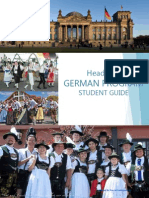 German Headstart - Student Guide