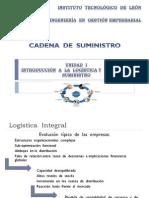 Unidad i Complemento (Logistica Integral)