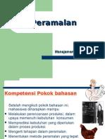 Operational Management - Forecasting