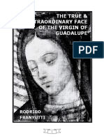 True And Extraordinary Face of the Virgin of Guadalupe 1980