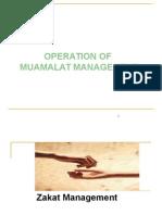 Slide Operational of Muamalat Management