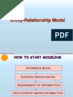 Dbms 6 Er Modeling